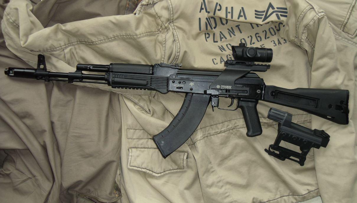 Brevis or Cobra the best choice for AK/Saiga